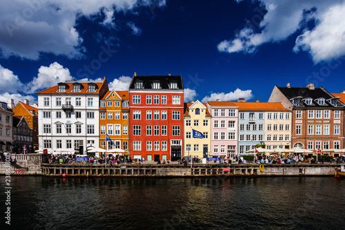 Fototapeta Copenaghen