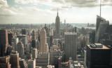 Fototapeta New York - Typowy Nowy Jork © Konrad