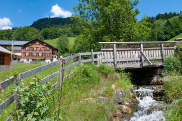 Country view of Vorarlberg © Nikolay