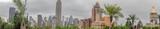 Amazing panoramic aerial view of Manhattan skyline - New York City - 238689613