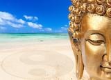 vacances zen sur plage de l'île Maurice  - 238706424