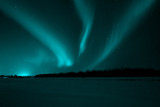 Aurora boreale Lapponia  © bygimmy