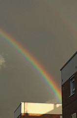 Rainbow after the storm © Nacho