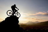 cycling lifestyle and nature discovery