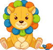 Baby Toy Lion