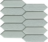 Picket Silver Mosaic Mesh Color