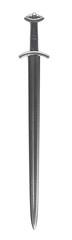 Realistic 3d Render of Viking Sword © 3drenderings