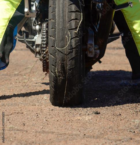 moto biker city