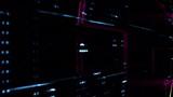 Futuristic TV glitch malfunction (Loop). - 238921084