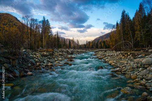 Foto Murales Multa river