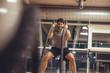 Personal trainer, allenamento in palestra