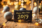 Happy New Year 2019 - 238954660
