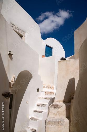 Greek Architecture, Santorini