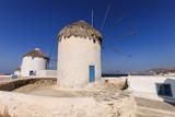 Windmills in Mykonos - 239007226