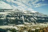 Austria Mountains . Winter