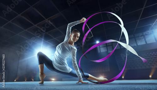 Rhythmic gymnastics - 239227460