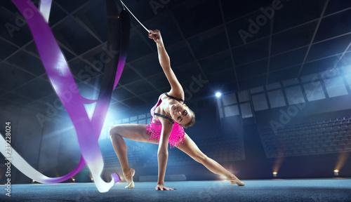 Rhythmic gymnastics - 239228024