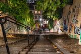 La butte Montmartre, Paris