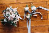 Awesome wedding bouquet. Wedding flowers.