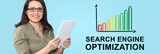 Concept of search engine optimization - 239498253