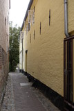 Flensburg alleyway