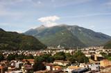 view of Bellinzona, canton Ticino © naty11