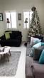 Christmas House Interior