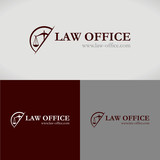 logo avocat loi juge juriste conseil