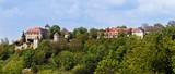 Schloss Stetten Künzelsau mit Residenz Panorama
