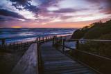 Italien Meer Sonnenuntergang