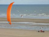 plage de Zuydcoote, Dunkerque © Marcel