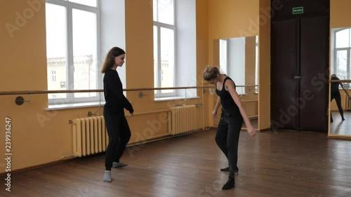 Baletnica - obrazy na płótnie, Fototapety na wymiar, Obrazy