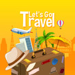 Let's go travel object