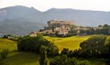 Mison in der Haute Provence in Frankreich © midgardson