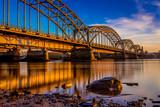 Harburger Brücke © Sven