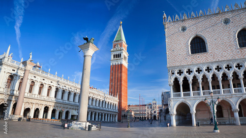 obraz PCV San Marco square in Venice, Italy