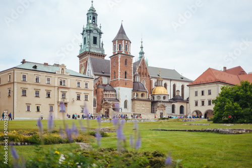 obraz PCV Wawel Krakow