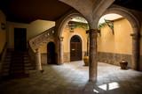 interior of building in mallorca