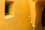 Gasse in Emporio auf Santorini in Griechenland © Winfried Rusch