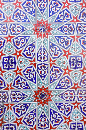 Ancient Turkish - Ottoman wall tiles - 240109611