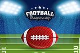 American football championship © Jemastock