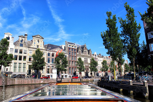 Canals of Amsterdam. Amsterdam is the capital and most populous city of the Netherlands,