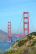 Golden Gate Bridge in San-Francisco, California