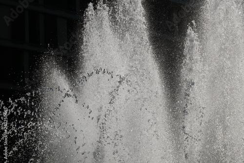 Wasserspiel Sringbrunnen