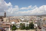 Malaga Spagna la città in estate © giacomomaroni