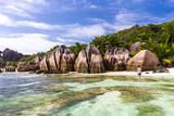 Anse Source d'Argent à La Digue, Seychelles © Stephane Pothin
