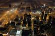 The fog descends on Chicago