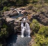 Cachoeira do Lobo, Capitólio, Minas Gerais, Brasil