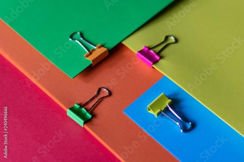 mata magnetyczna Bunte Papierbinder