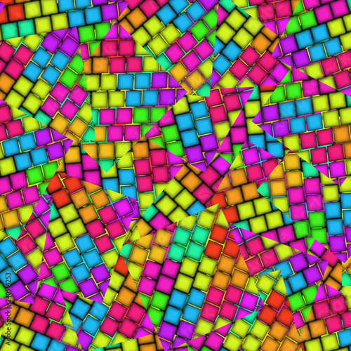 bcc6a5adcc1d Quadretti colorati